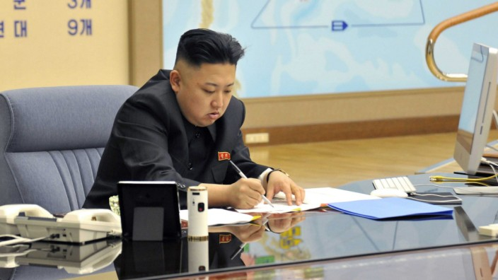 North Korean leader orders missile forces to be on standby