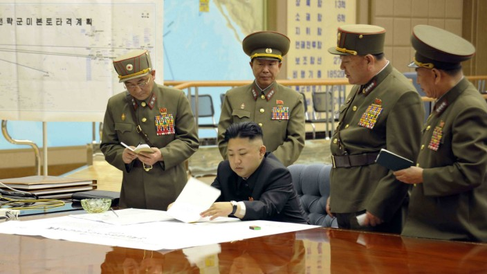 North Korea announces state of war with South Korea
