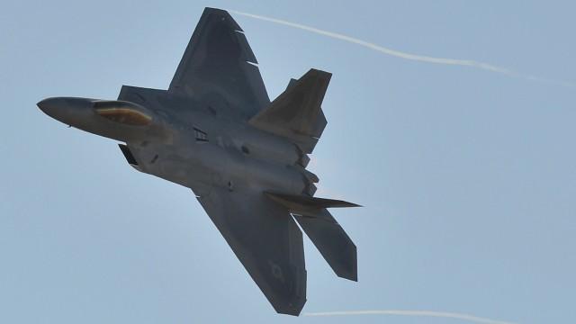 F-22-Kampfjets
