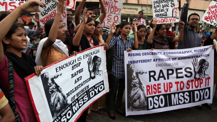 Proteste in Indien