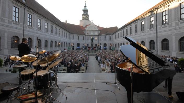 Freiluftkonzert im Brunnenhof der Münchner Residenz, 2007