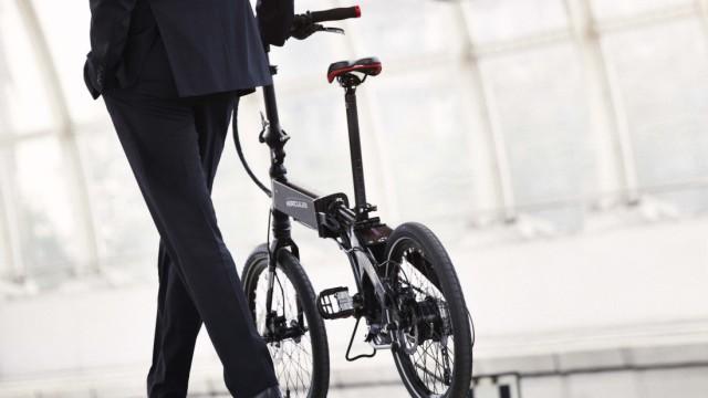 Falt-Pedelec, Pedelec, Klapprad, Faltrad, E-Bike, Elektrofahrrad, Pendler