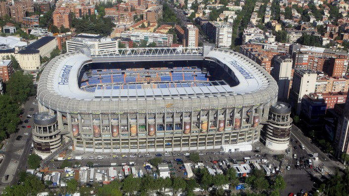 Real Madrid under EU scrutiny over alleged land deal
