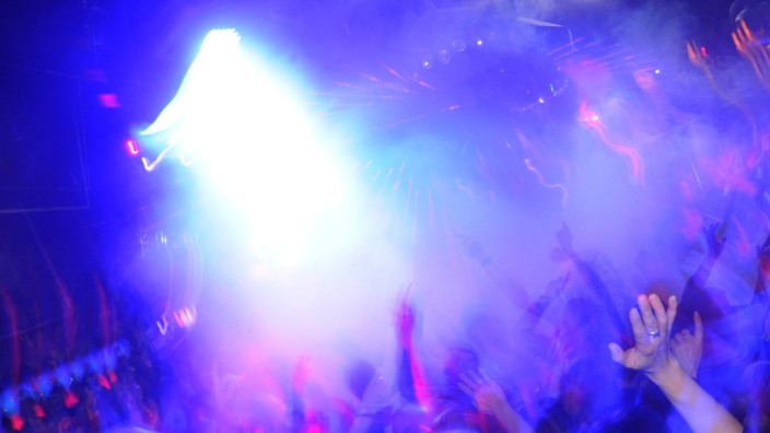 Club Elektro Tanzen Musik
