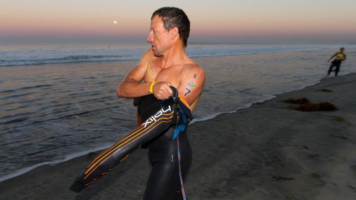 Lance Armstrong, Doping, Radsport, Schwimmen, Triathlon