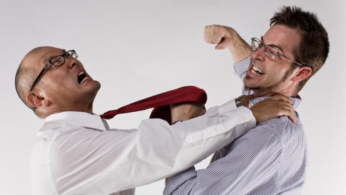 Streit im Job
