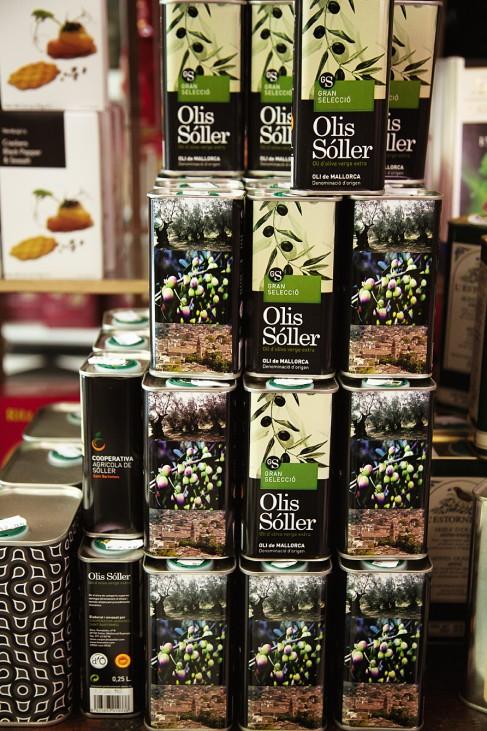 Olivenöl-Kanister Sóller Mallorca