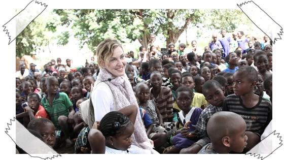 Malawische Regierung übt Kritik an Madonnas Hilfsprojekten