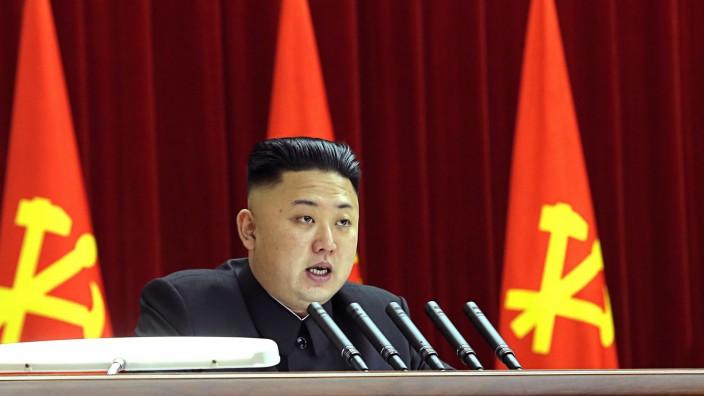 N. Korea holds party plenary meeting