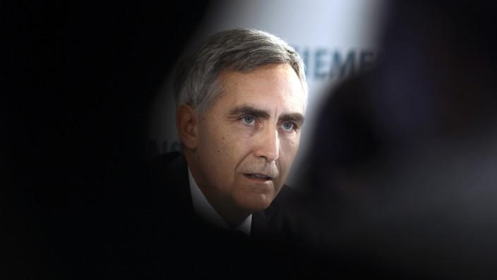 Siemens-Chef Peter Löscher droht der Rauswurf