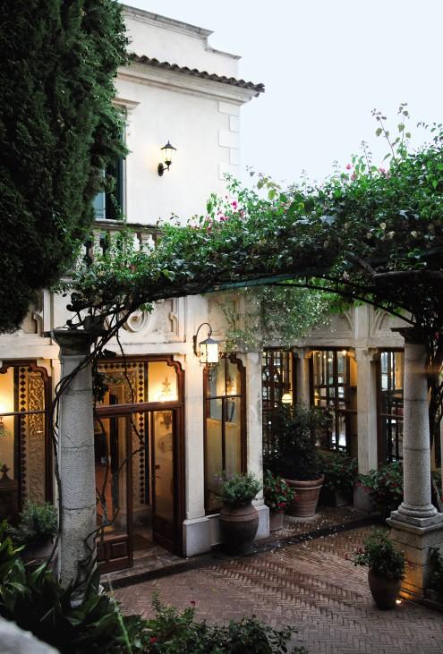 "Taormina ""Eine perfekte Woche ..."" Sizilien Grandhotel Timeo"