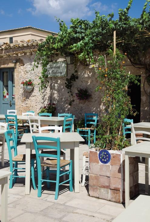 """Taverna La Cialoma """"Eine perfekte Woche ..."""" Sizilien"""