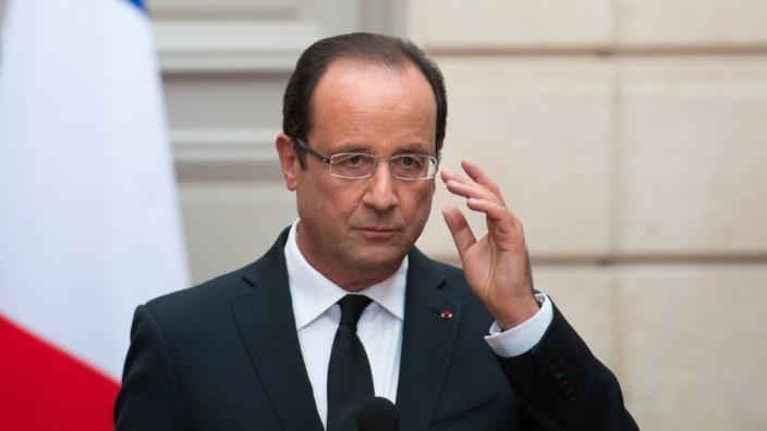 Francois Hollande und sein Jahrgang der Elitehochschule Ena besetzt in Frankreich zahlreiche Posten