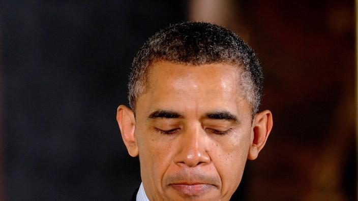 President Obama hosts an Easter Prayer Breakfast-