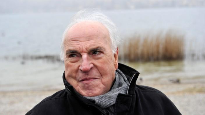 Helmut Kohl am Tegernsee