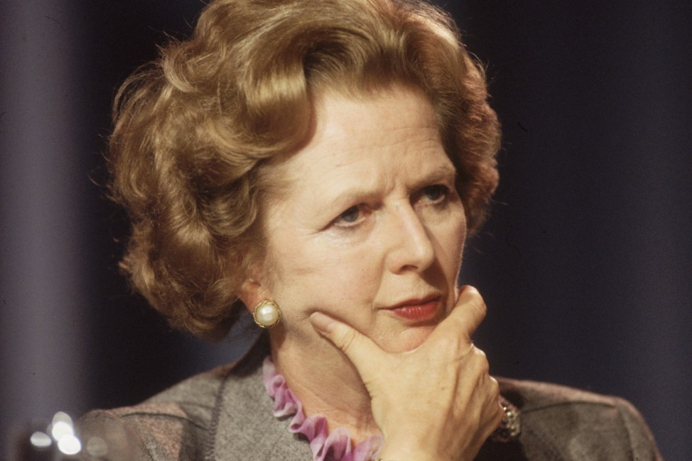 FILE: Baroness Thatcher Dies Aged 87