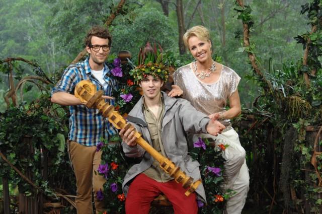 RTL-Dschungelcamp - Joey Heindle ist Dschungelkönig