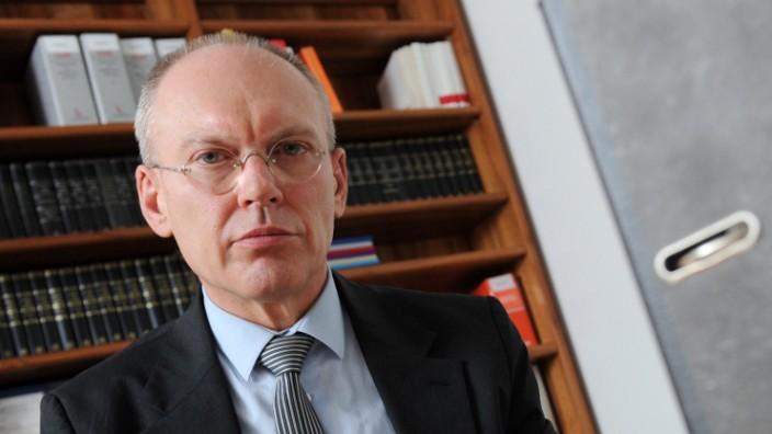 Manfred Götzl, Oberlandesgericht München, NSU-Prozess