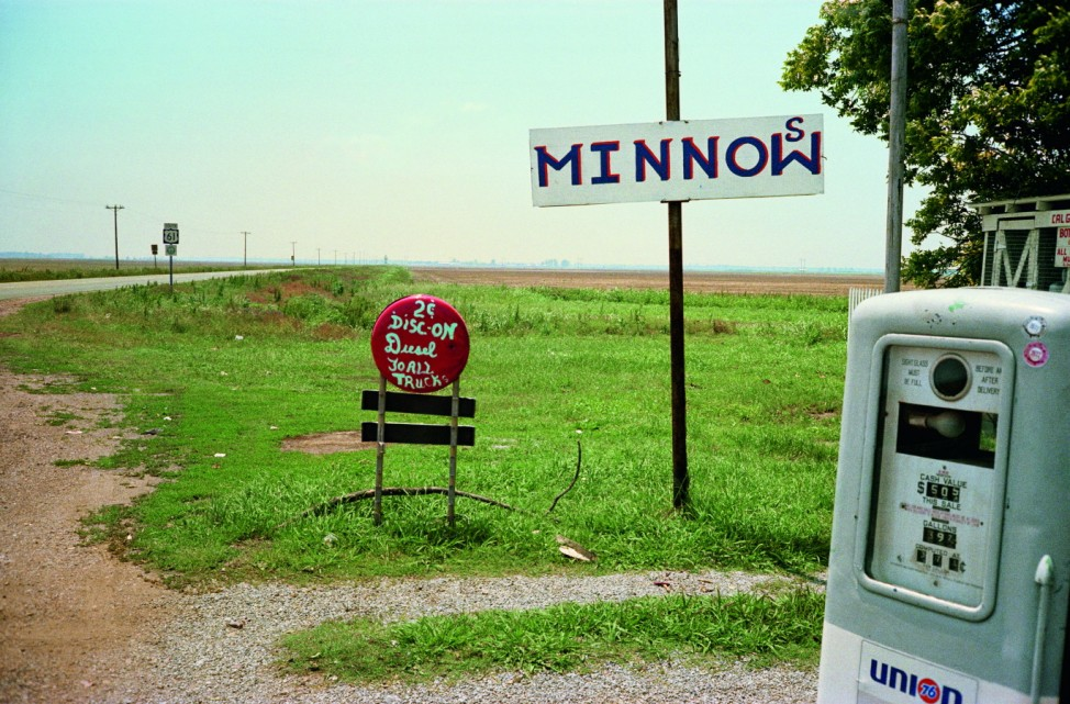 "Los Alamos Schild ""Minnows"" William Eggleston"