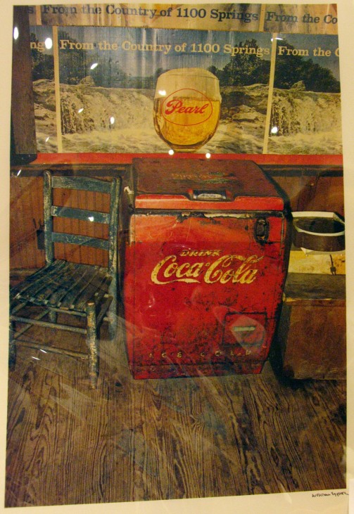 Los Alamos Coca-Cola-Automat William Eggleston