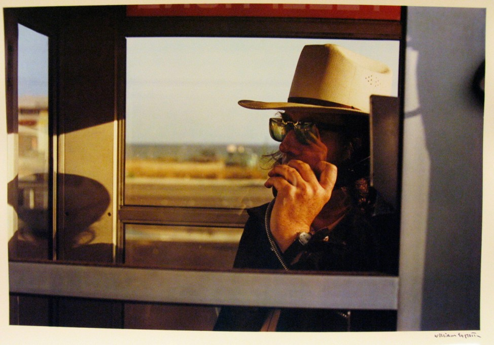 Kalifornien Cowboy Los Alamos Telefon William Eggleston