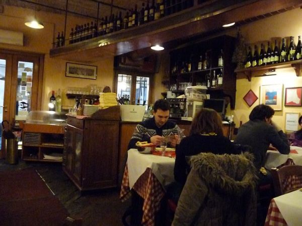 Restaurant il fico Spotted by locals Rom
