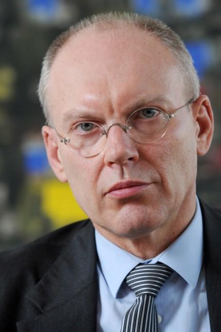 NSU-Prozess München - Richter Manfred Götzl