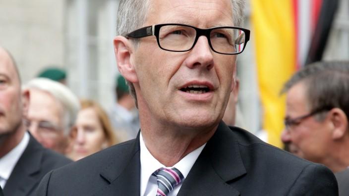 Christian Wulff, Bundespräsident, Staatsanwaltschaft Hannover