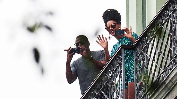 Jay-Z, Beyonce Knowles, Kuba, Open letter
