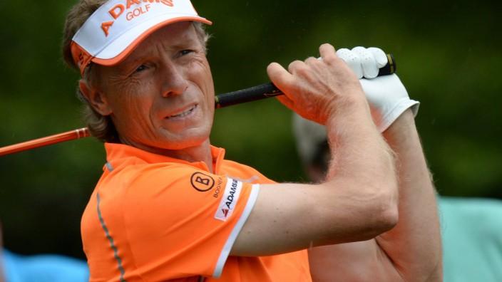 Golf US-Masters Augusta Bernhard Langer Martin Kaymer Adam Scott