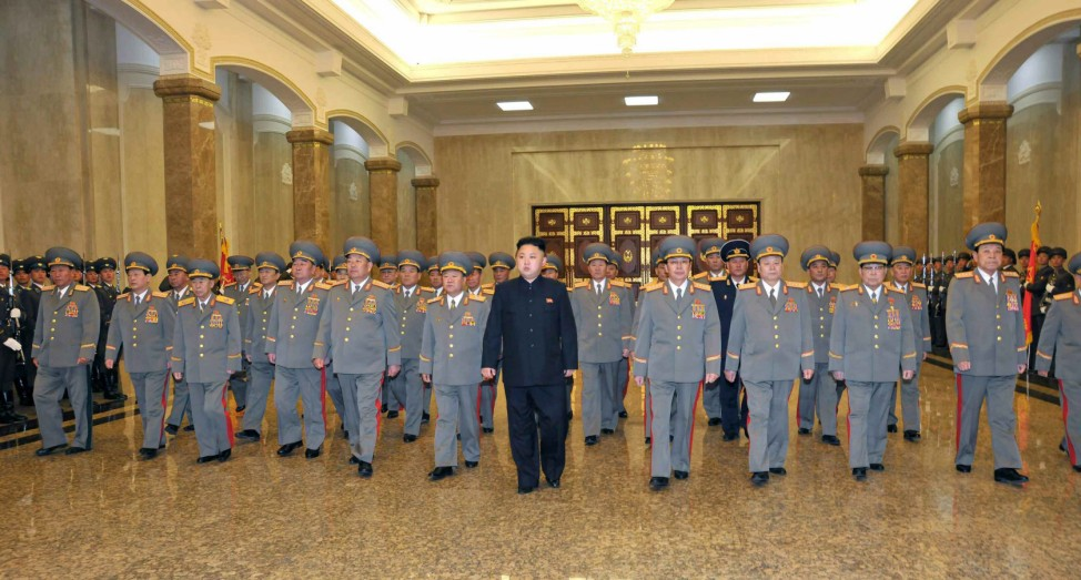 North Korea celebrates Kim Il-sung's birth anniversary