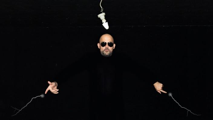 """Westbam Cover-Bild """"Götterstrasse"""""""