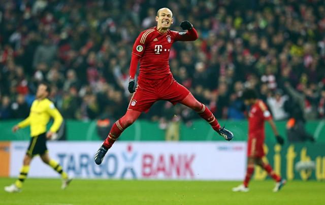 ***BESTPIX*** Bayern Muenchen v Borussia Dortmund - DFB Cup