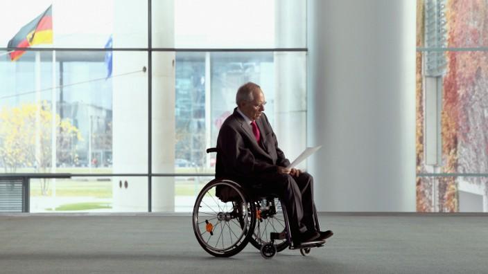 Wolfgang Schäuble, Finanzminister, G20, G 20