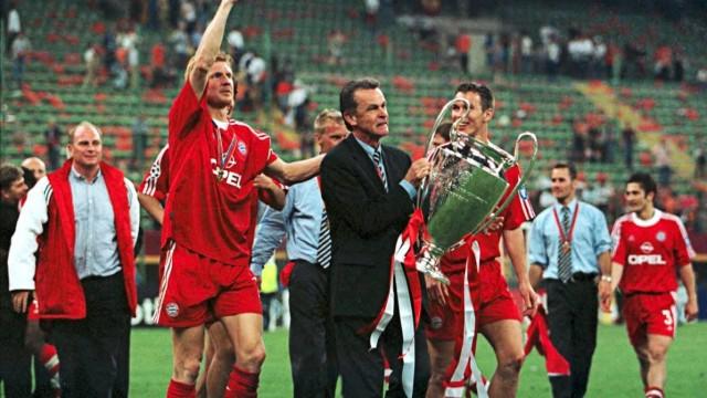 CHAMPIONS LEAGUE FINALE 2001 FC BAYERN MUENCHEN - FC VALENCIA 6:5 n.E.