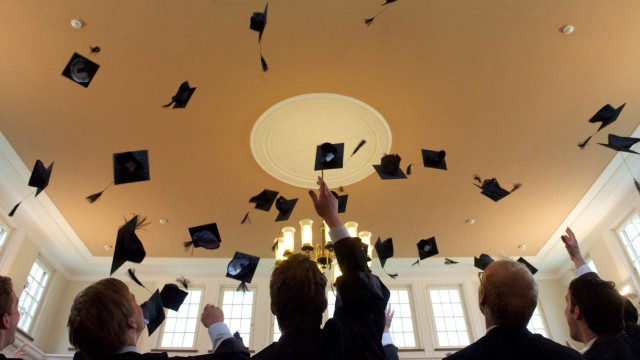 Studium Promotion Doktor Fachhochschule Doktoranden