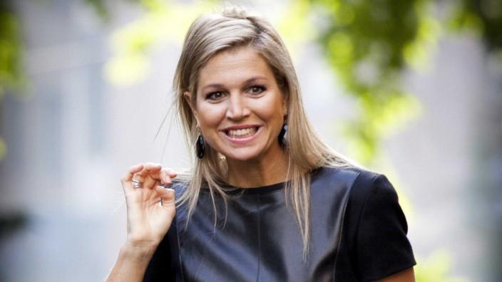 Prinzessin Màxima Thronwechsel Niederlande