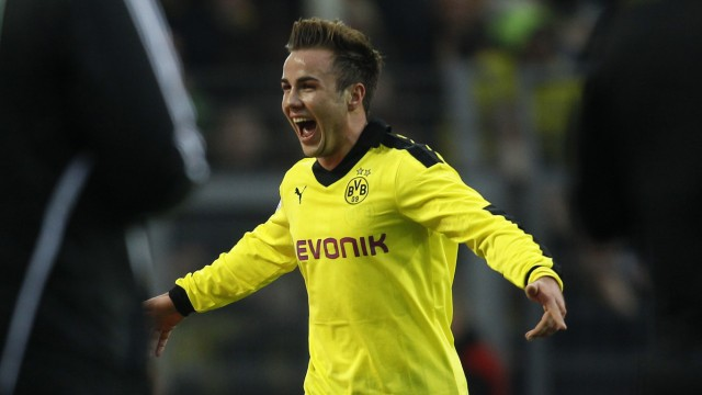 Mario Götze, FC Bayern München, Borussia Dortmund, BVB