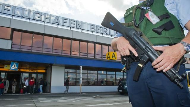 Antiterrordatei Terror Sicherheit
