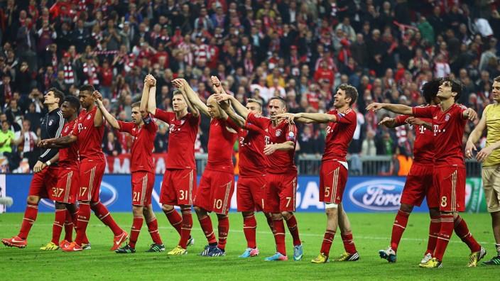 Bayern Barcelona Champions League Halbfinale