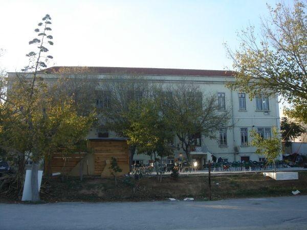 Städtereise Reisetipps für Fábrica Braço de Prata Lissabon Portugal Kulturfabrik