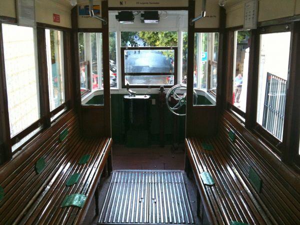 Reisetipps Städtereise Lavra Funicular Portugal Lissabon Seilbahn