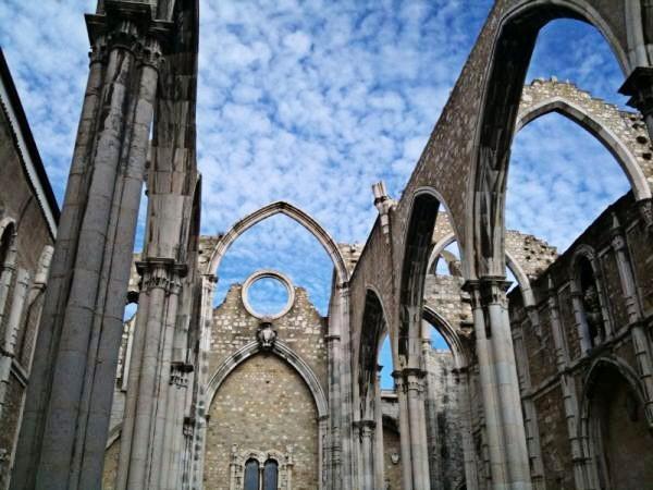 Reisetipps Städtereise Archäologisches Museum Carmo Lissabon Portugal