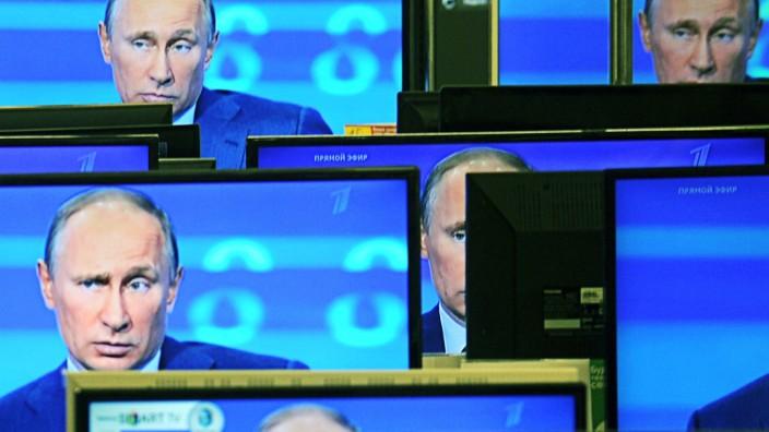 Wladimir Putin, Russland