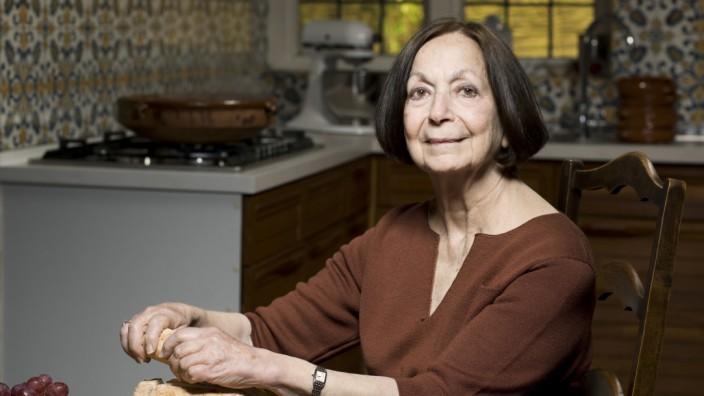 Kochbuch-Autorin Claudia Roden: Claudia Roden gilt als Pionierin des Foodjournalismus.