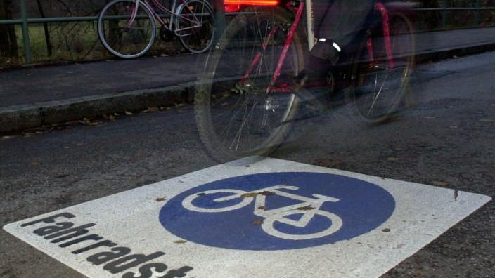 Radfahren in München, Fahrradstraßen