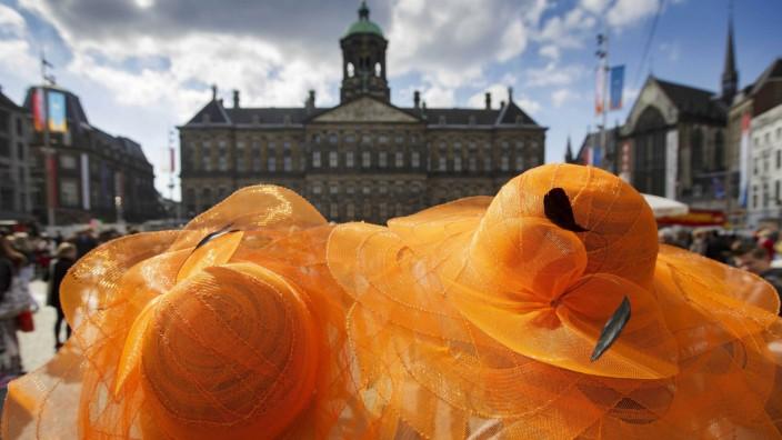 Thronwechsel Niederlande Willem-Alexander Màxima