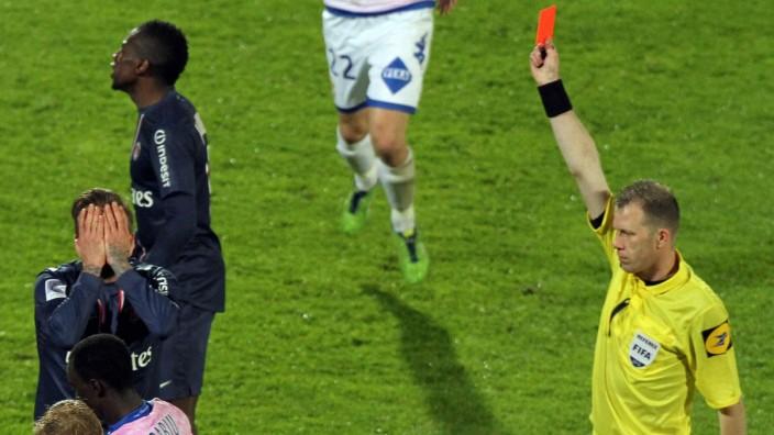 Evian TG vs Paris Saint Germain