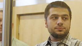 Attila Selek beim Terrorprozess in Düsseldorf Sauerland-Gruppe dpa