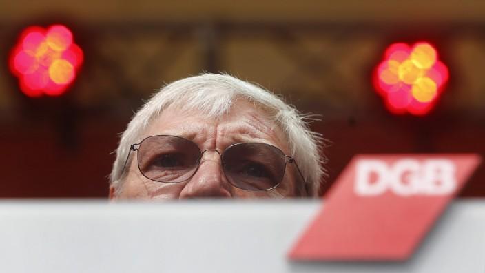 DGB, Deutscher Gewerkschaftsbund, 1. Mai, Michael Sommer